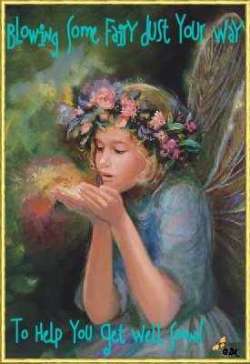 Fairy Dust~Get Well Soon Image For cNote.