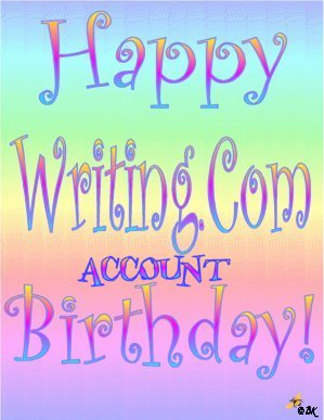 My Account Birthday Card for cNotes.