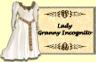 Lady Granny Ingocnito