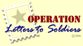 Operation Letters to Soldiers
