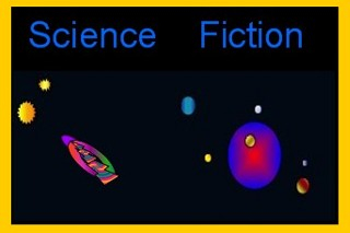 This is the folder picture for Science Fiction Stories.