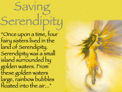 Image for Saving Serendipity.