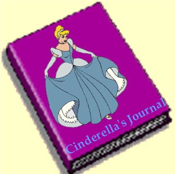 A beautiful sig made for Cinderella's Journal by best friend Angel.