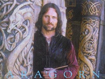 Aragorn! Yeah!