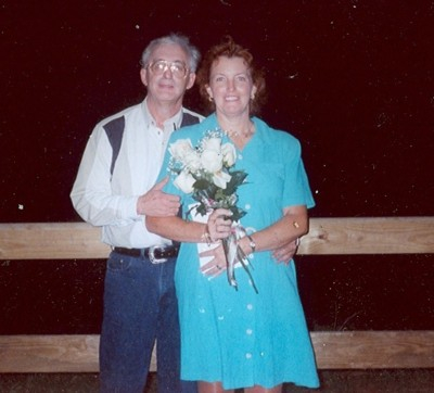 Aug. 9, 2001..Our Wedding day