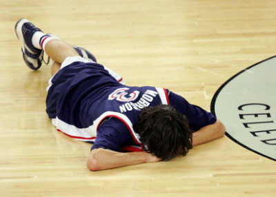 zags are out of it.