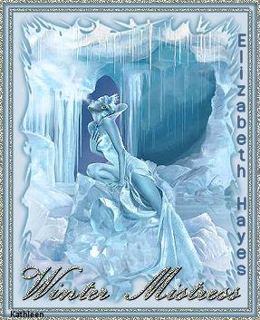 Last beautiful installment in the seasonal Mistress signature series.