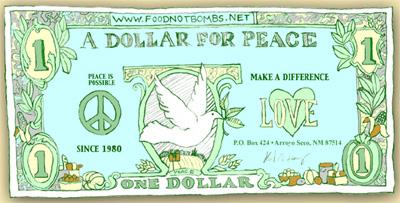 A Dollar fo Peace