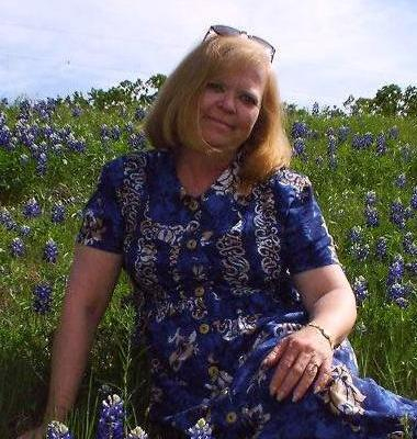 Kenzie in Bluebonnets