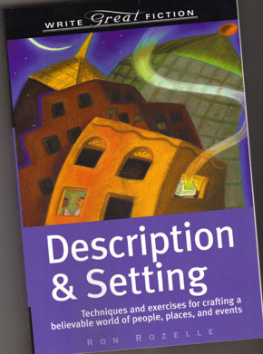 """Book cover for the text for the """"Believable Fiction Workshop."""""""