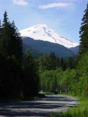 Photo of Mt. Baker