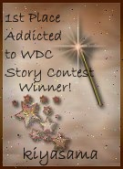 Addicted To WDC Award Ist Place! Whoo hoo!