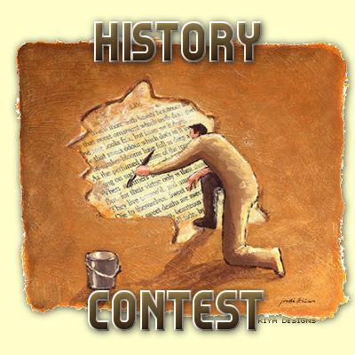 history contest illustration