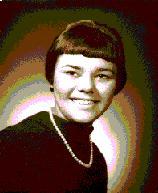 Linda's Sr. Year High School Portrait - June, 1967