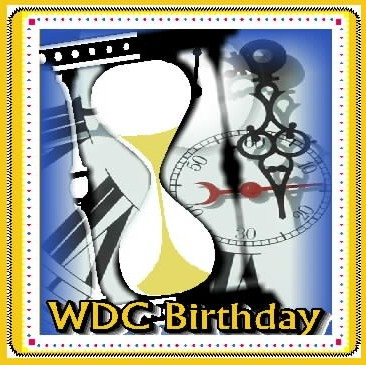 WDC Account Anniversary cNote