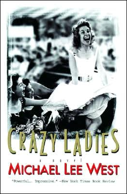 cover art for Crazy Ladies