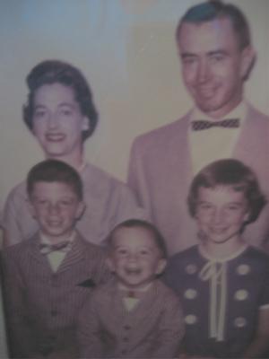 Family Portrait 1958