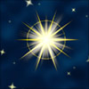 Beliefnet Avatar (It's a Christmas Star) but to me, a Spark of the Divine