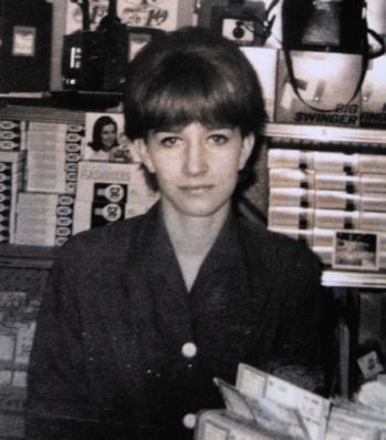 Me at my new job 1968.