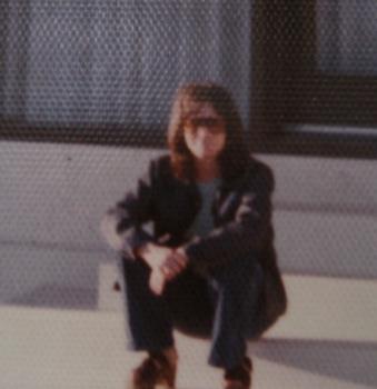 A photo taken in 1974