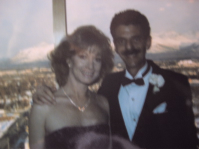He was best man for a friend in Alaska in 1980.