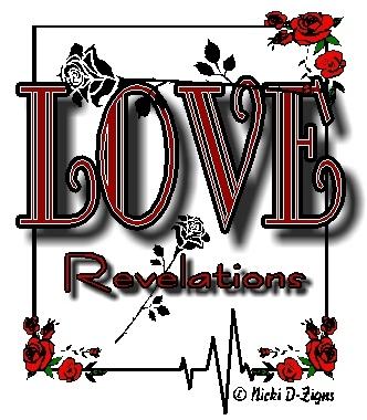 Love Revelations Journal Artwork