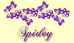purple flower sig