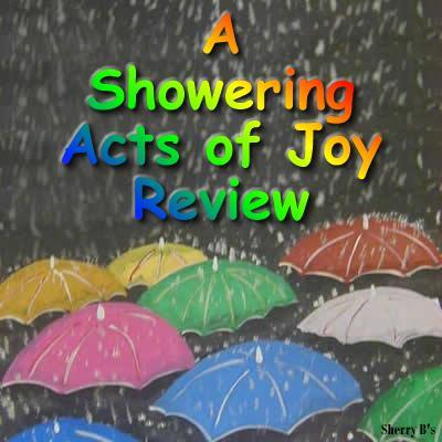 Raining Umbrellas SAJ signature