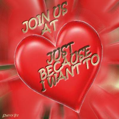 Dynamic Heart Join Us At Just Because I Want To Sig