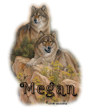 Neat wolves image by Kiya gifted from Sister Of Mercy and Vicki.