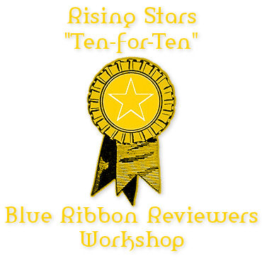 Awards for attendees, Rising Stars Ten-for-Ten Reviewing Workshop, July, 09
