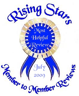 Most Helpful Review Ribbon won in July 2009