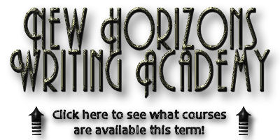 Use this in your sig block to help us advertise New Horizons Writing Academy!
