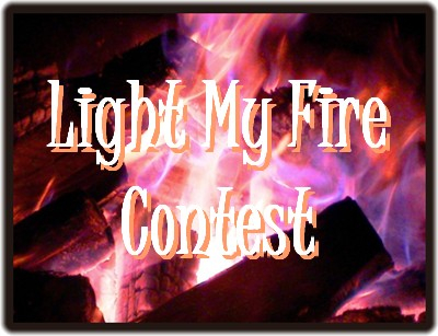 Banner for Light My Fire Contest