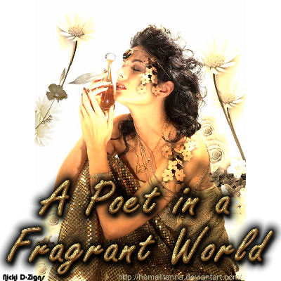 Created by NickiD89, a gorgeous banner to grace my poetry folder.