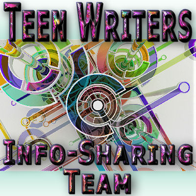 Teen Writers Info-Sharing Team