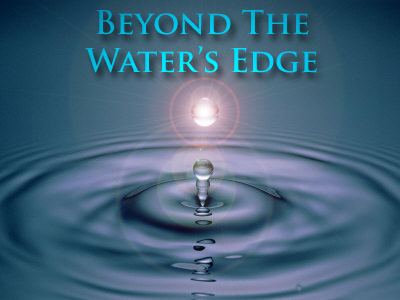 New logo for the Beyond The Water's Edge contest.
