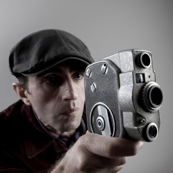 Istockphoto image of a Photographer.  Picture prompt for Feb. 10 Short Shots contest.