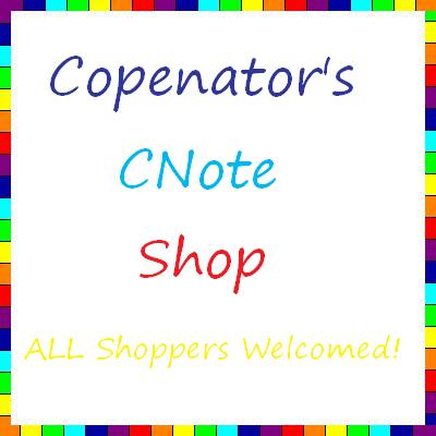Thanks Omni for creating this image for the C-note shop.