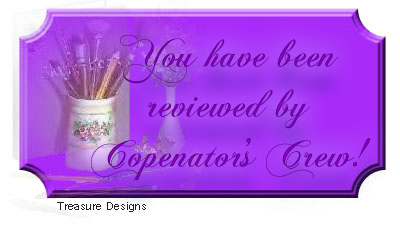A review sig for all Copenator's Crew members