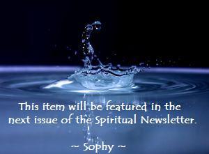 Sig for newsletter