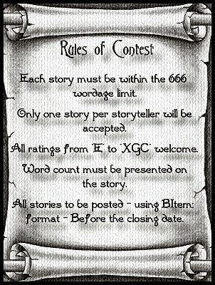Rules for Flash Contest
