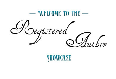 Logo for the Registered Author Showcase
