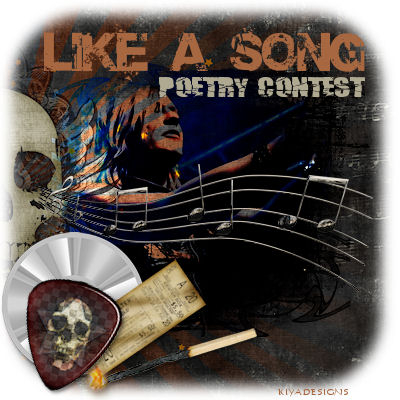 The New Contest Image Header for Like A Song.