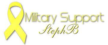 Military Support Signature