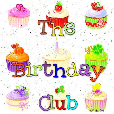 The Birthday List Banner