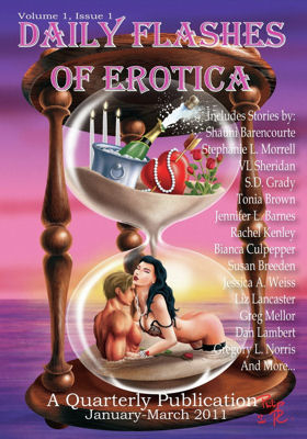 Daily Flashes of Erotica Cover Art