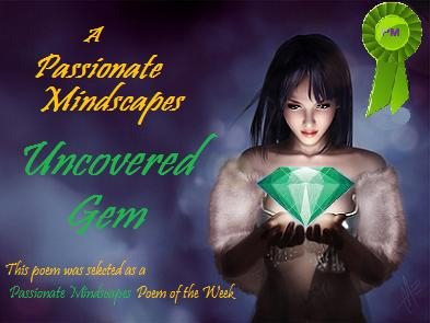 Certificate bestowed on weekly Passionate Mindscapes award winners.