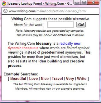 Newsletter Image = Ideanary