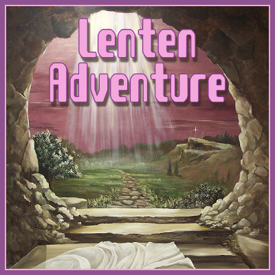 Banner image for Lenten Adventure.